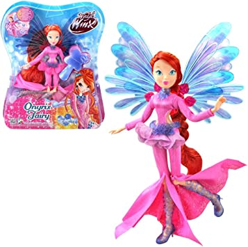 Winx Club Bloom | Onyrix Fairy Bambola World of Winx | Magique