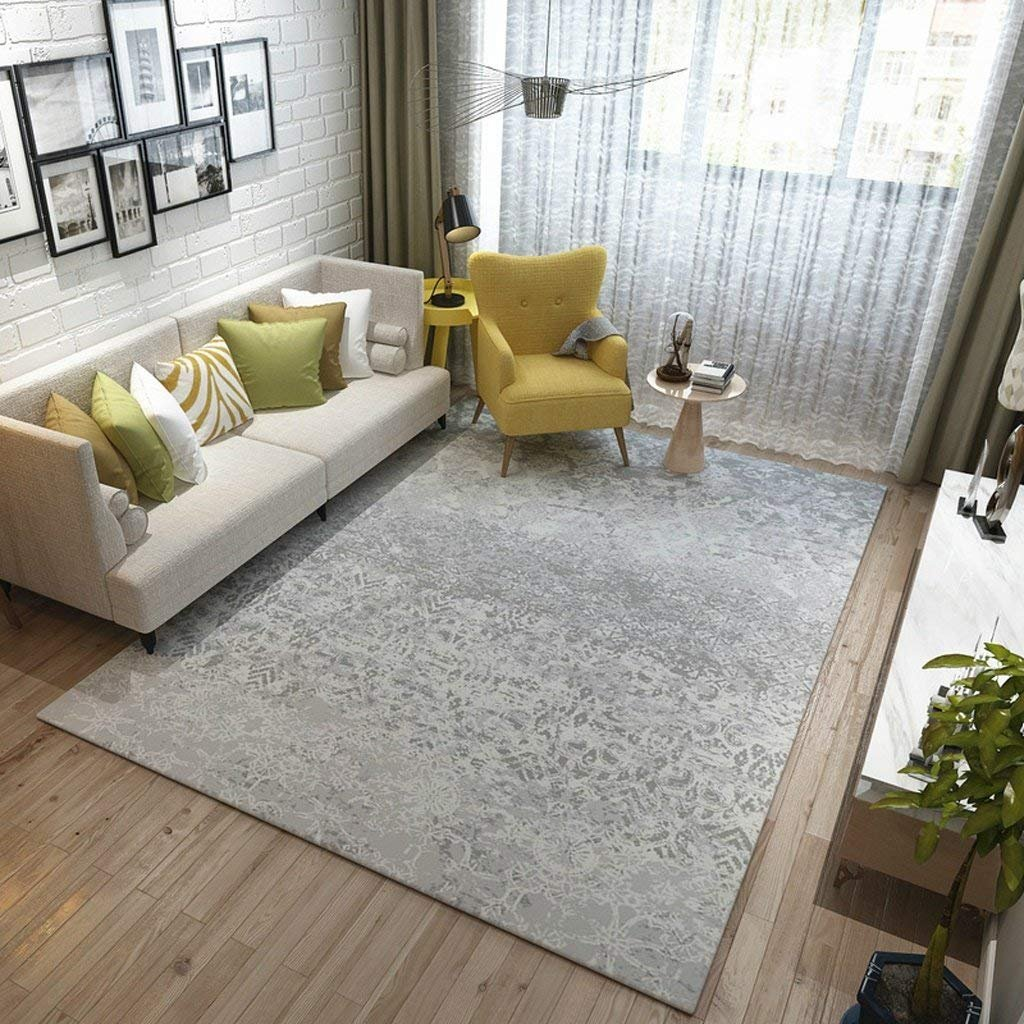 XIN XIN XIN Nordic Teppich Moderne abstrakte Wohnzimmer Teppich Couchtisch Decke Bett Nacht Teppich Haus B07KP943SQ   Moderne Technologie  97a0fc