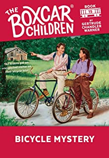 Bicycle Mystery The Boxcar Children Mysteries