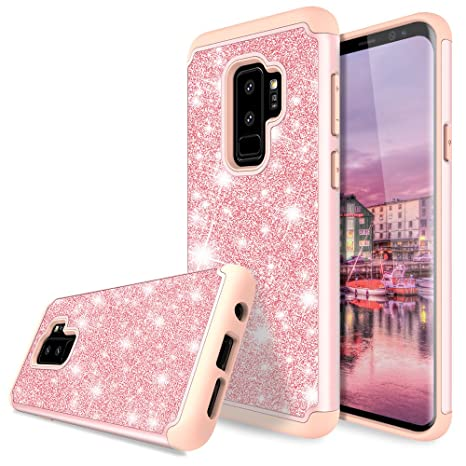 samsung galaxy s9 plus custodia rosa