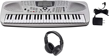 MEDELI MC37A 49 teclas USB teclado con entrada de micrófono + ...
