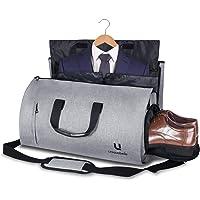 UNIQUEBELLA bag vestito Bella unico, spalla di corsa indumento per aerei uomini Bussiness Fitness Gym Sport Grigio