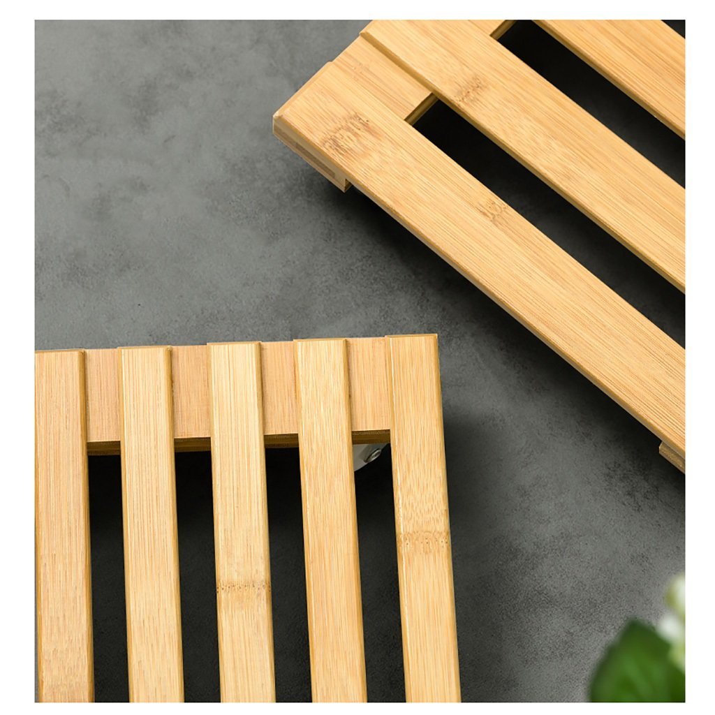 Amazon.com: Flor soporte de flores para interior de madera ...