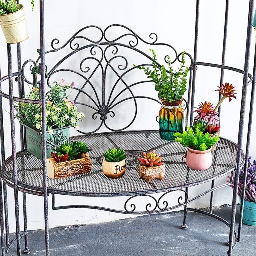 Arco de jardín de Hierro Forjado Vintage para Exteriores ...