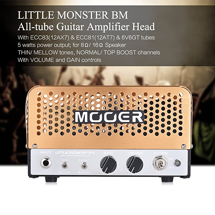 MOOER Little Monstor BM