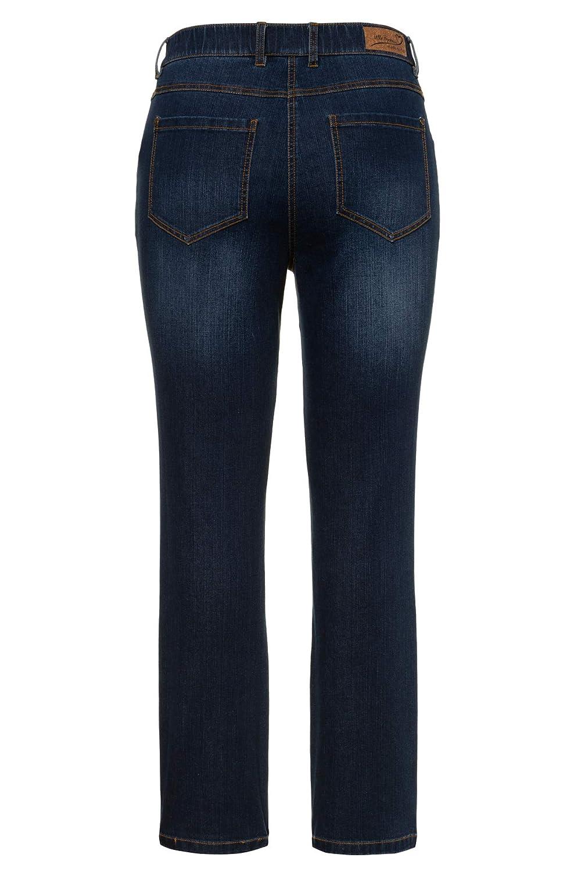 Ulla Popken dam jeans Blå (blåaktigt 92)