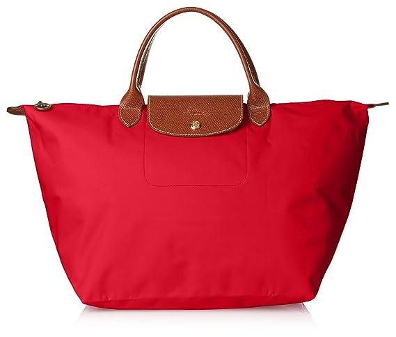 b35f51b2fdd2 Amazon.com  Longchamp Women s Le Pliage Medium Handbag