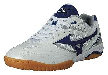 Superb Mizuno Wave Drive 6 Table Tennis Shoes Adult Blue White 280G Interior Design Ideas Oteneahmetsinanyavuzinfo