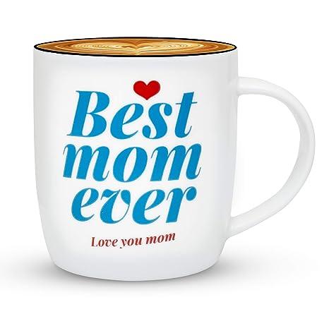 Beste Mama Tasse mit Spruch Geschenk für Mama Muttertag Mama Geschenk