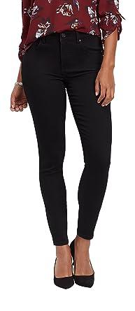 53d42b5a80541 maurices Women s Everflex TM High Rise Black Stretch Skinny Jeans 0 Black