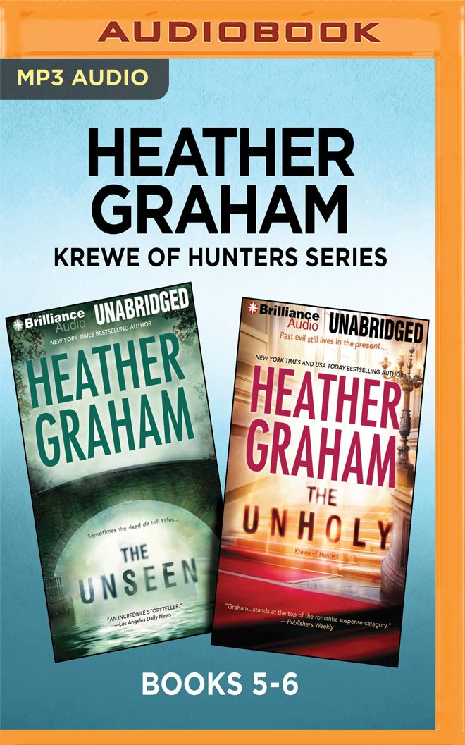 Download Heather Graham Krewe of Hunters Series: Books 5-6: The Unseen & The Unholy PDF