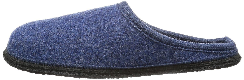 Kitz - Pichler Virgen 47132 - Pantuflas de tela unisex, color azul, talla 40
