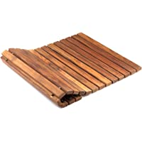 AsinoX TEK4H4060 alfombra de baño en madera