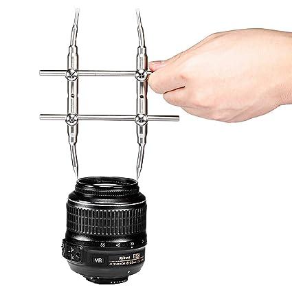 Amazon.com: VICCKI - Llave de llavero profesional con punta ...