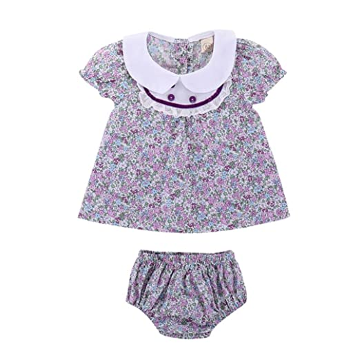 684f502c582f Amazon.com  WARMSHOP Clothing Set for Girls