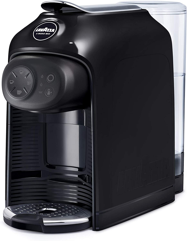 Lavazza a Modo Mio Idola - Máquina de café (1500 W, 1,1 L) Máquina de café Black Ink