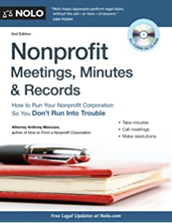 The Nonprofit Board Answer Book: A Practical Guide for Board ...
