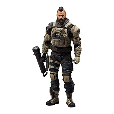 Call of Duty Ruin Action Figure: Toys & Games