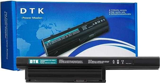DTK VGP-BPS26A VGP-BPS26 VGP-BPL26 Batería para Sony Vaio ...