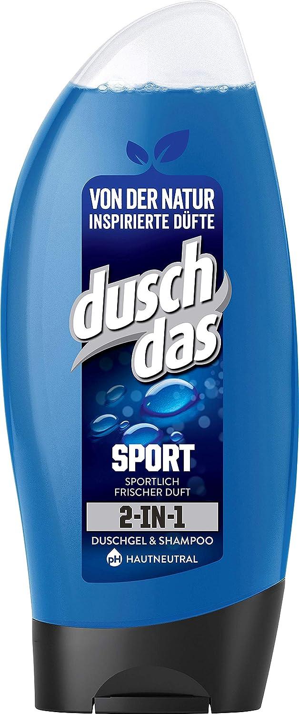 Duschdas For Men Duschgel Sport, 6er Pack (6 x 250 ml) 8711700962223