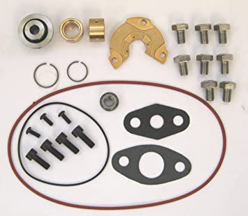 Abcturbo Turbocharger Turbo Repair Kit Rebuild Kit GT42 723117 61560116227 for Styer Bus DAF Truck WD615