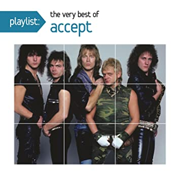 amazon playlist the very best of accept accept ヘヴィーメタル