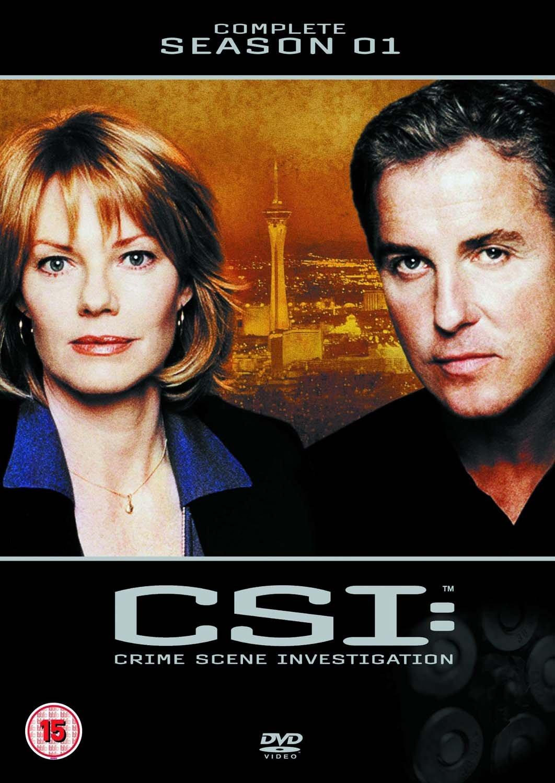 Amazon.it | Csi: Las Vegas - Complete Season 1 [Edizione: Regno Unito]  [Edizione: Regno Unito]: Acquista in DVD e Blu ray