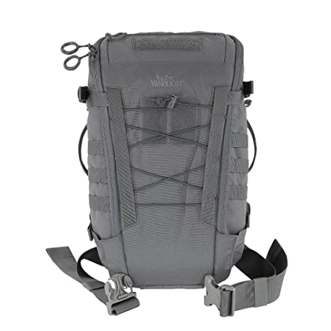 9be657f476 Vanquest ibex-20 zaino, Wolf Gray: Amazon.it: Sport e tempo libero