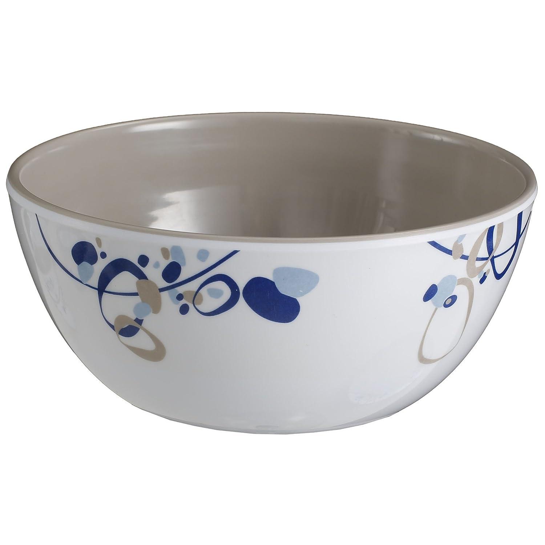 Brunner Melamine Salad Bowl (9.3in) (Blue Ocean) UTMD896_12