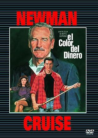 El Color Del Dinero [DVD]: Amazon.es: Paul Newman, Helen Shaver ...