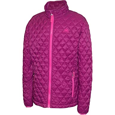 Amazon.com: Snozu Girls' Glacier Shield Quilted Jacket: Clothing