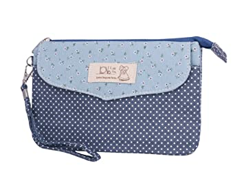 Day Of Saturn Monedero Lona Casual Para Chica Con Estampado ...