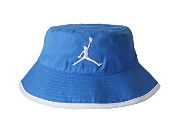 Image Unavailable. Image not available for. Colour  2017 New Air Jordan  Blue Bucket Hat 31bb16acdd8