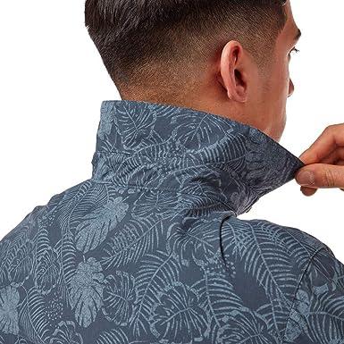 Craghoppers NosiLife Lester Long Sleeved Shirt Men woodland green print 2020 Longsleeve Shirt