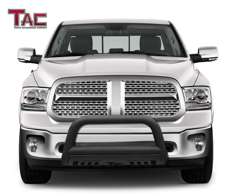 Amazon.com: TAC Bull Bar Fits 2009-2018 Dodge Ram 1500 Truck Pickup 3