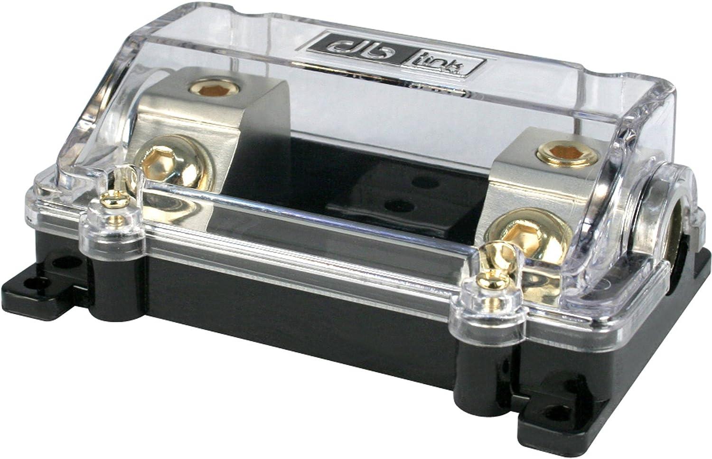 NEW DB Link 0 2 4 Gauge Ga ANL Fuse Holder 250 Amp ANL Fuses 2 Pack