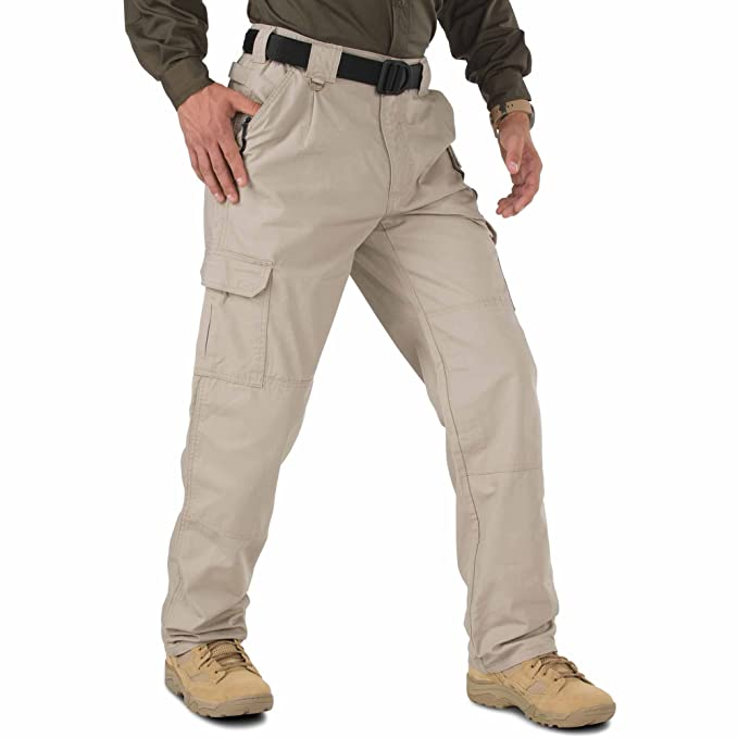 4fb4ff74755 Amazon.com: 5.11 #74251L Men's Cotton Unhemmed Tactical Pant: Clothing