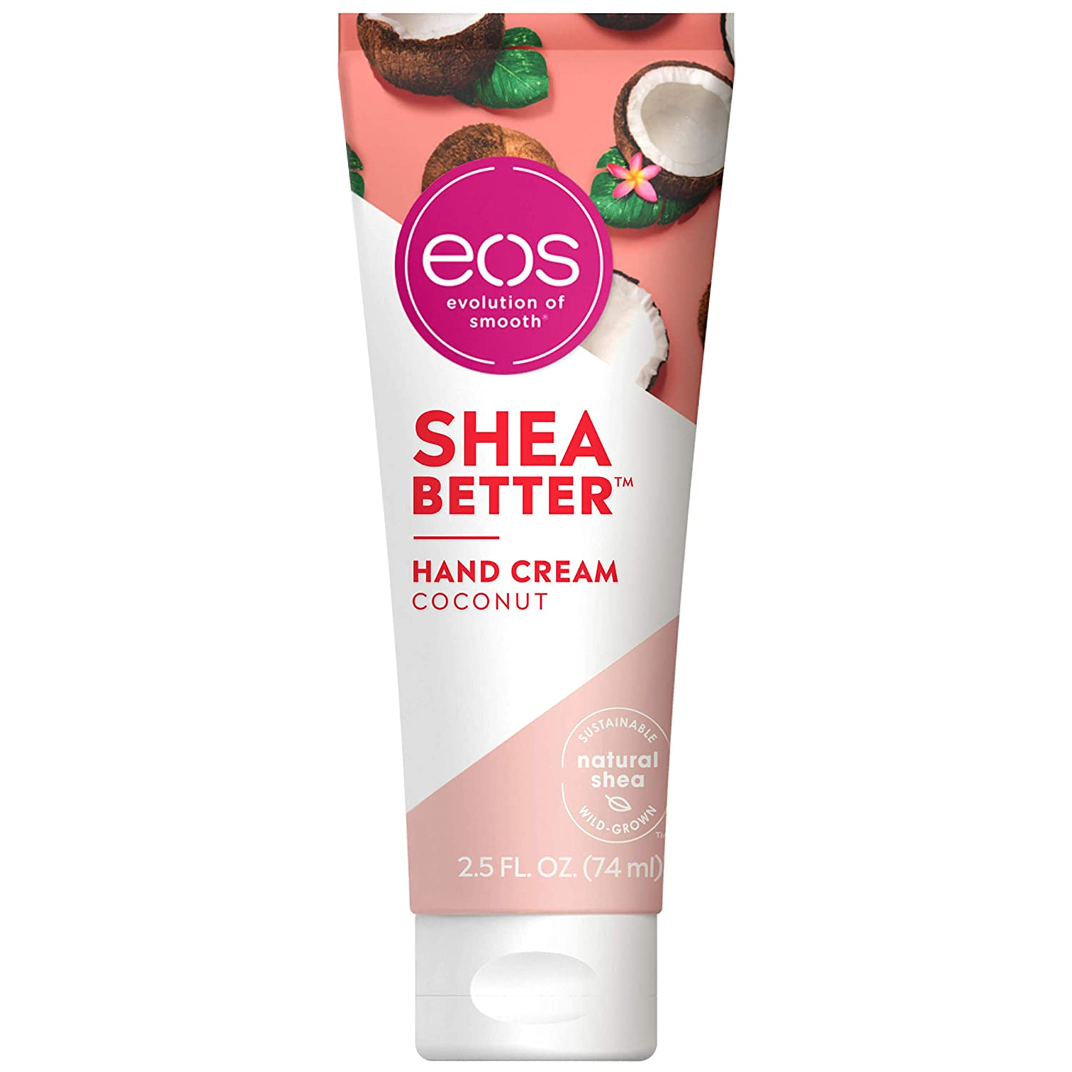EOS Shea Better Coconut Hand Cream