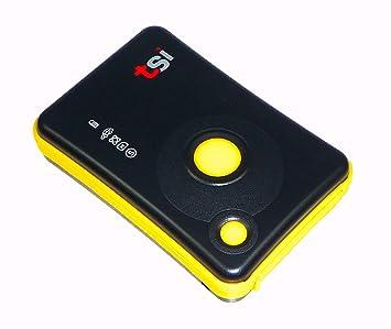 G-LOG 760 GPS grabador con sensor de movimiento/250,000 puntos/A-