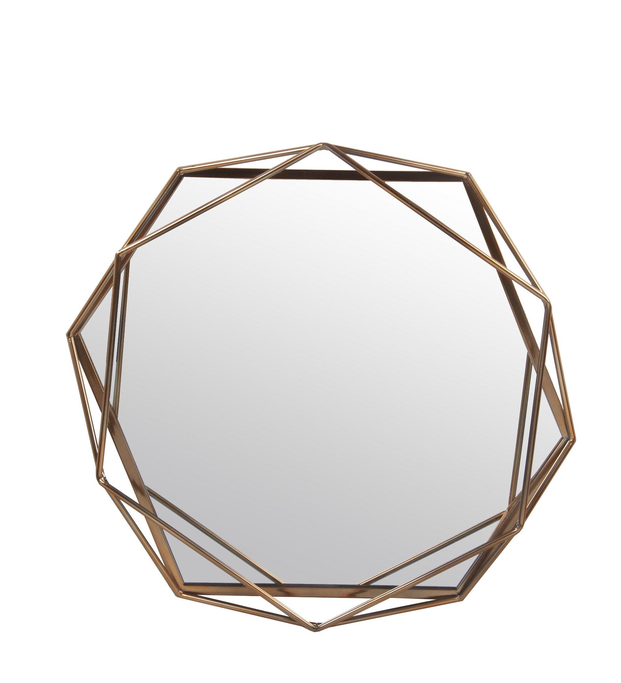 Privilege 16075 Iron Wall Medium Mirror