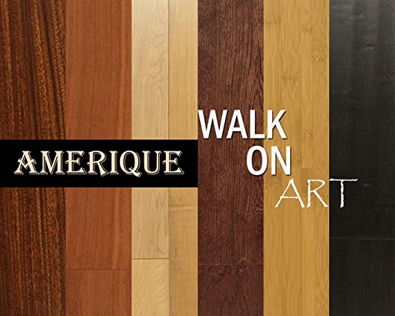 AMERIQUE GLHN9609615 Pre-Finished Green Product 23.81 sq ft.//3-3//4 x 5//8 x 37-3//4 Natural 23 Square Feet