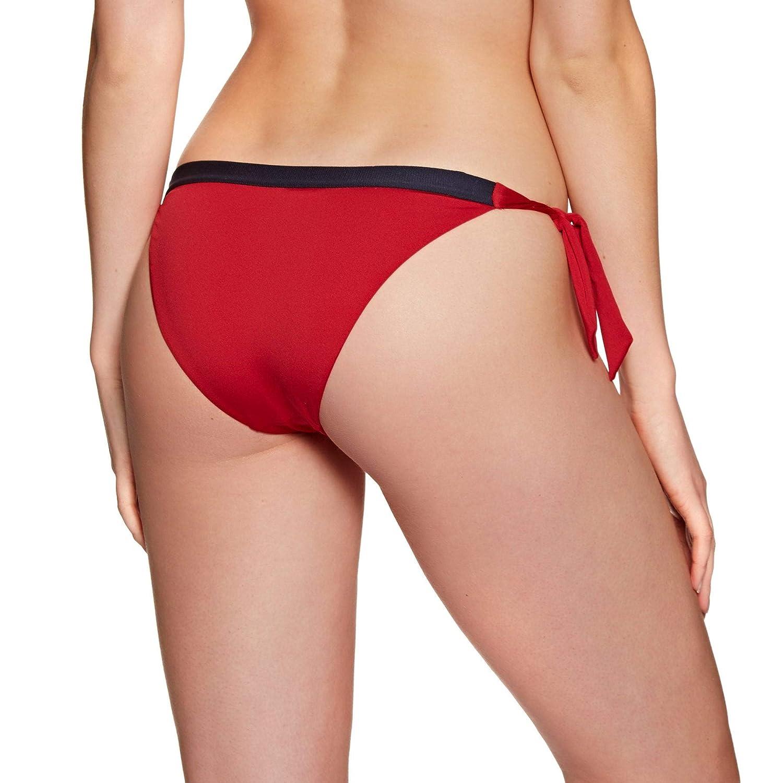 Tommy Hilfiger Cheeky High Waist Parte de Arriba de Bikini para Mujer