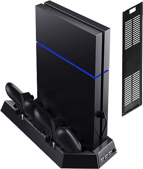 Amazon.com: Soporte kootek Vertical con ventilador de ...