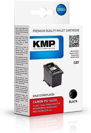 Kmp Druckerpatrone Kompatibel Canon Cl 540 Xl Tintenpatrone Schwarz Black Umweltschonend Wiederaufbereitete Für Pixma Mg Mx Ts TintefÜllstandanzeige Nicht UnterstÜtzt Bürobedarf Schreibwaren