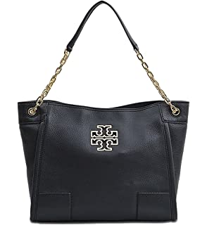 3f938e3d3a2 Amazon.com: Tory Burch McGraw Ladies Medium Slouchy Leather Tote ...