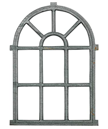 Fenster Grau Stallfenster Eisenfenster Scheunenfenster Eisen 92cm