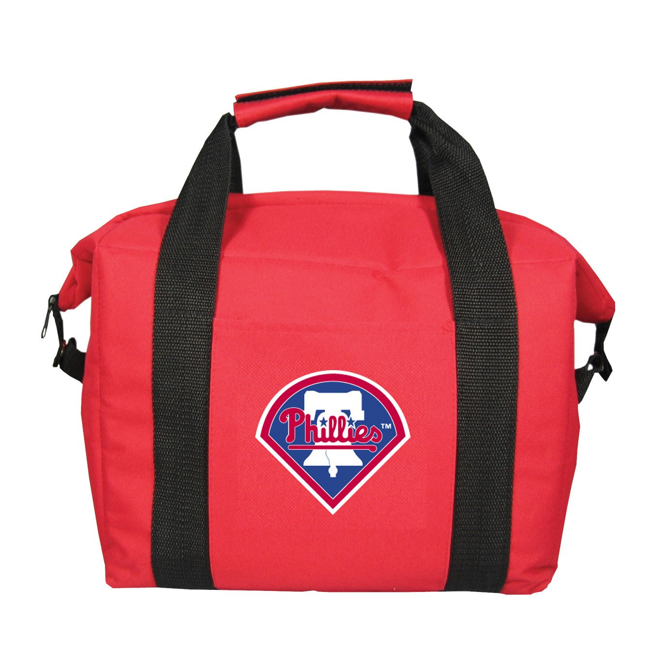 MLB Philadelphia Phillies Soft Sided 12-Pack Cooler Bag