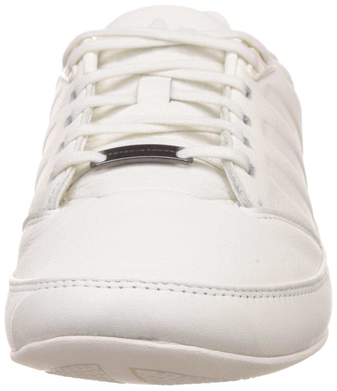 half off 02717 9c467 adidas , Sport Homme - Blanc - Blanc, 46 2 3 EU EU  Amazon.fr  Chaussures  et Sacs