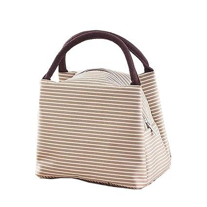 053487c71d18 Amazon.com: QIANDUOO Lunch Ice Bag Pack Lunch Box Slim Lunch Packs ...