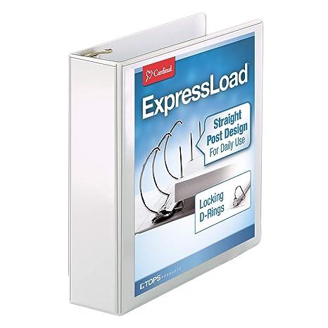 Amazon.com: Cardinal por Tops productos ExpressLoad ClearVue ...